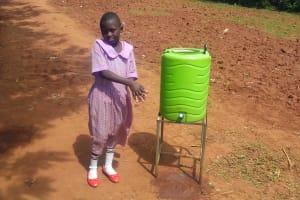 The Water Project: Lwangele Primary School -  Clean Hands