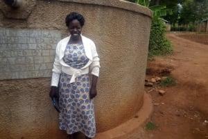 The Water Project: Lwangele Primary School -  Karen Simasi Senior Teacher