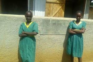The Water Project: Mukhombe Primary School -  Improved Latrines Are Well Maintained