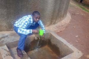 The Water Project: Emurembe Primary School -  Nicholas Emonyi