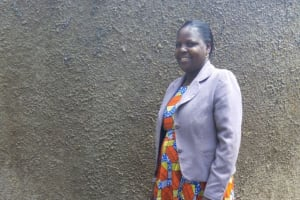 The Water Project: St. Kizito Lusumu Secondary School -  Sarah Luvonga