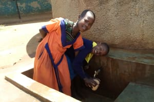 The Water Project: Essunza Primary School -  Smiles For Reliable Water