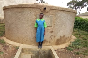 The Water Project: Musunji Primary School -  Prudence Mbone