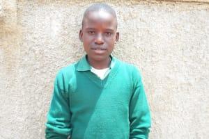 The Water Project: Emukangu Primary School, Butere -  Deograciuos Ouma