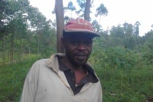 The Water Project: Igogwa Community -  Bernard Elegwa