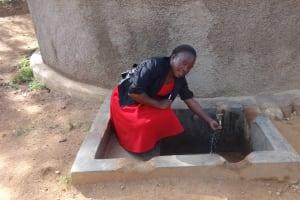 The Water Project: Chief Mutsembe Primary School -  Doreen Muchalwa
