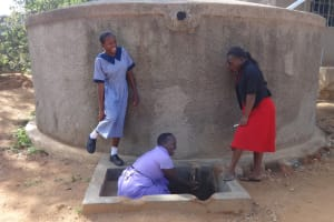 The Water Project: Chief Mutsembe Primary School -  Smiles For Reliable Water