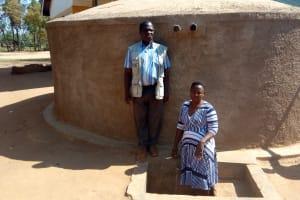 The Water Project: Eshilakwe Primary School -  Josphat Kihima