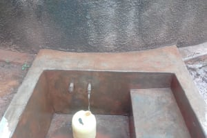 The Water Project: Lwangele Primary School -  Latest Monitoring Visit