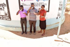 The Water Project: Matheani Secondary School -  A Year With Water