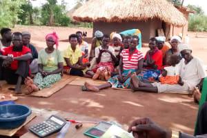 The Water Project: Alimugonza Pabidi Community -  Training