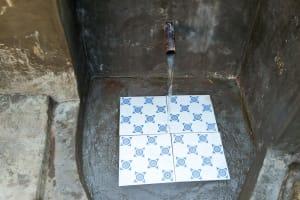 The Water Project: Ewamakhumbi Community, Yanga Spring -  Finished Spring Construction