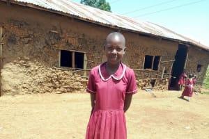 The Water Project: Namarambi Primary School -  Joan Chemomer