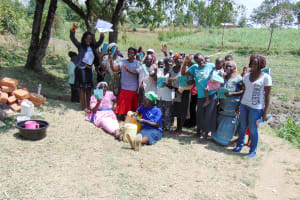 The Water Project: Indete Community, Udi Spring -  Training