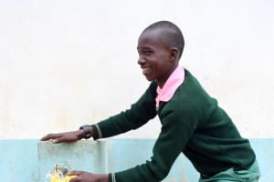 The Water Project: Waita Primary School -  A Year With Water