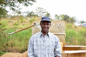 The Water Project: Kithumba Community A -  Richard Muunge