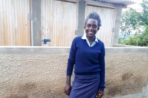 The Water Project: Kamuluguywa Secondary School -  Gillian Khamonya