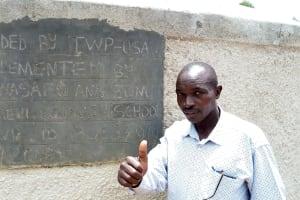 The Water Project: Gemeni Salvation Primary School -  Amatsimbi Ababu