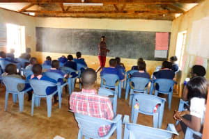 The Water Project: Viyalo Primary School -  Training