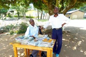 The Water Project: Mavusi Primary School -  School Staff