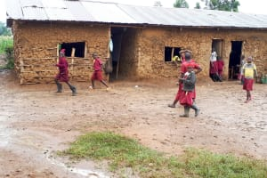 The Water Project: Namarambi Primary School -  Classrooms