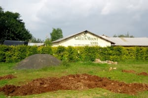 The Water Project: Green Mount Primary School -  School Grounds