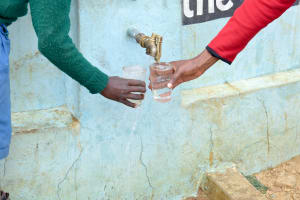 The Water Project: Kwa Kaleli Primary School -  A Year With Water