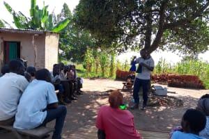 The Water Project: Alimugonza Community -  Training