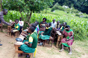 The Water Project: Gemeni Salvation Primary School -  Training