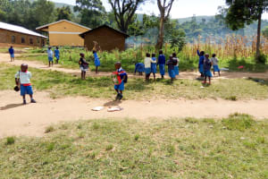 The Water Project: Shivanga Primary School -  School Grounds