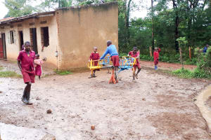 The Water Project: Namarambi Primary School -  Play Area