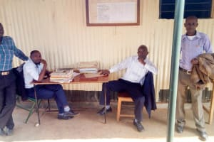 The Water Project: Green Mount Primary School -  School Staff