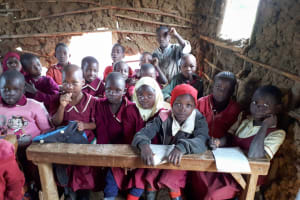 The Water Project: Namarambi Primary School -  Students In Class