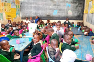 The Water Project: Green Mount Primary School -  Students