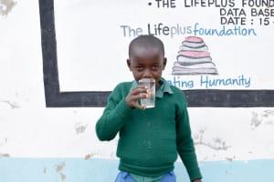 The Water Project: Kwa Kaleli Primary School -  Aron Muthini