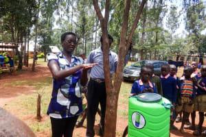 The Water Project: Viyalo Primary School -  Handwashing Training