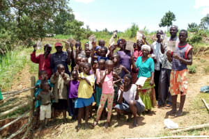 The Water Project: Mungaha B Community, Maria Spring -  Training