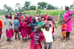 The Water Project: Namarambi Primary School -  Students