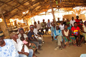 The Water Project: Tintafor Community, Shyllon Street -  Training