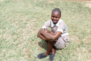 The Water Project: Lusiola Primary School -  Student Elected To Lead New Ctc Club