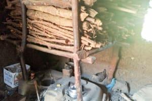 The Water Project: Mukoko Community, Mshimuli Spring -  Kitchen Stove