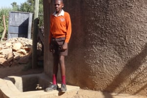 The Water Project: Compassion Primary School -  Griffin Ojwang