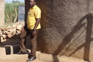 The Water Project: Compassion Primary School -  Mark Okinyi