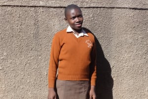The Water Project: Compassion Primary School -  Medina Achieng