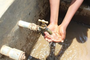 The Water Project: Compassion Primary School -  Reliable Water