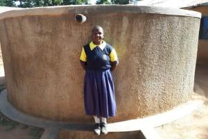 The Water Project: Kakubudu Primary School -  Juliana Nekesa