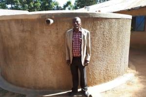 The Water Project: Kakubudu Primary School -  Solomon Busumu