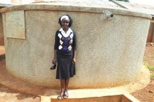 The Water Project: Mwiyenga Primary School -  Mary Lamuka