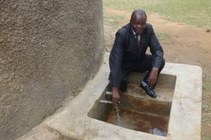 The Water Project: Malaha Primary School -  Dominic Barasa