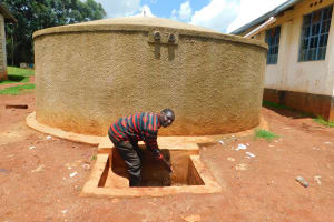 The Water Project: Tulon Secondary School -  Isaac Metto